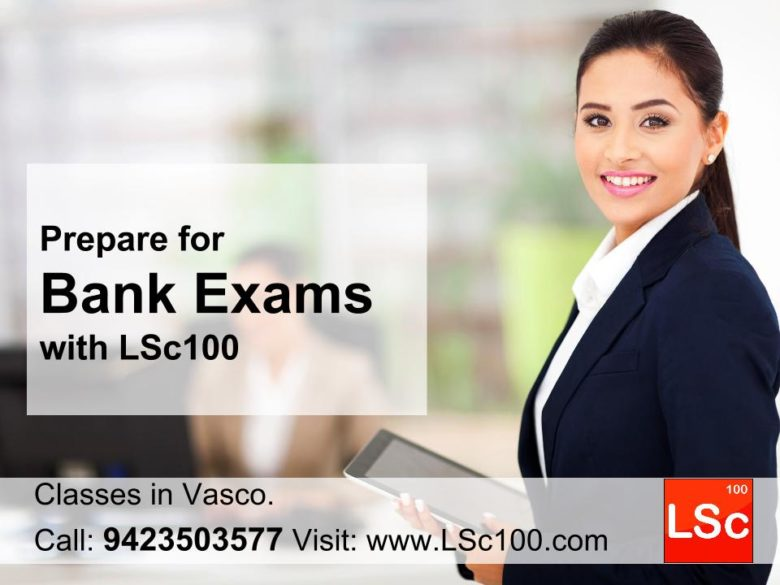 Prepare for Bank Exams with LSc100